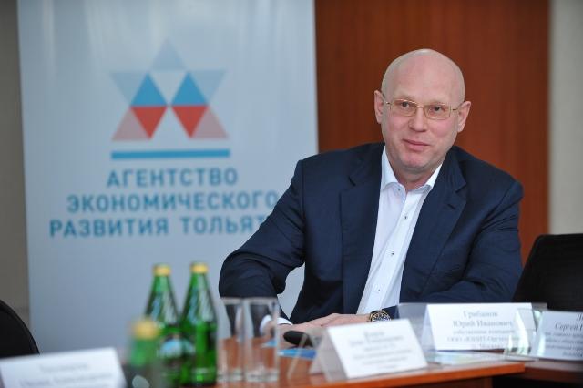 собственник федеральной компании ООО «ЮНИТ-Оргтехника» Юрий Грибанов