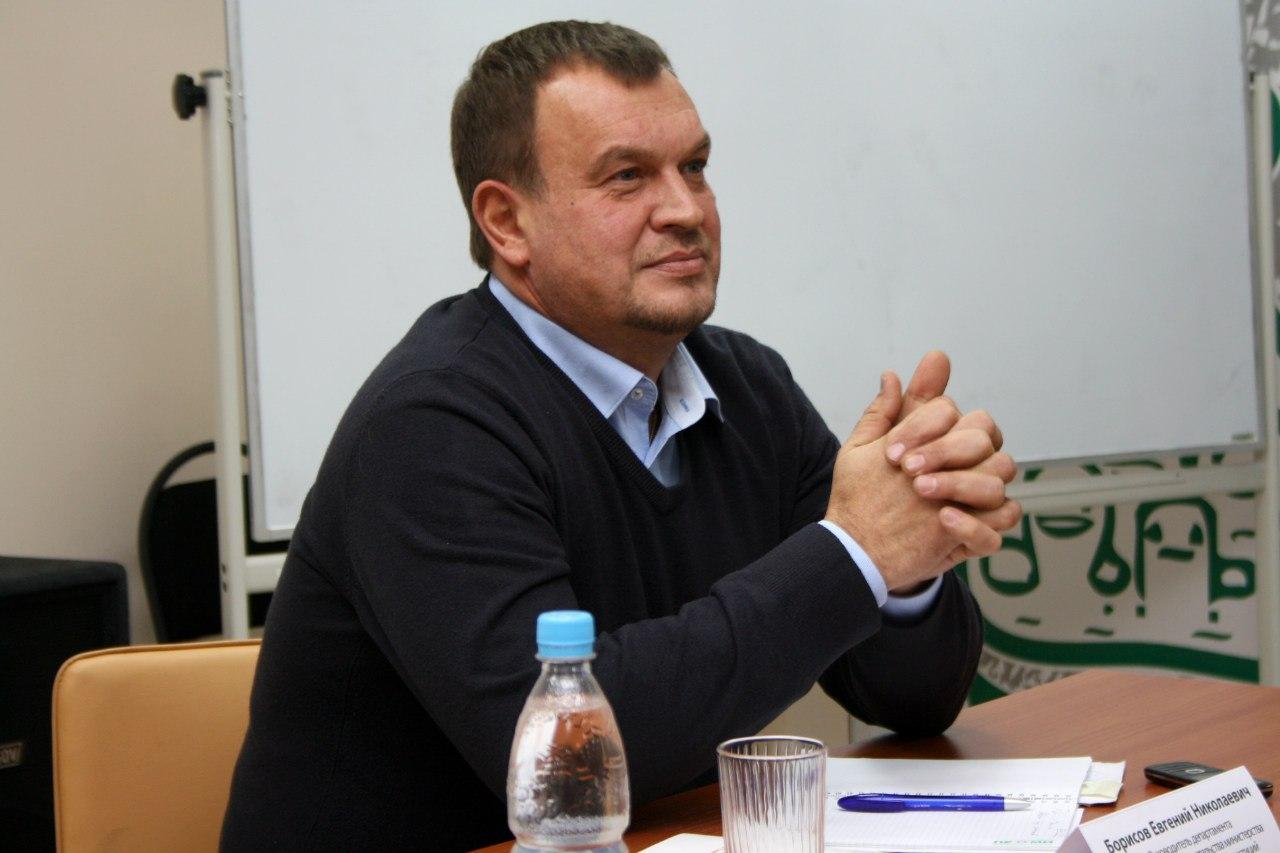 уполномоченный по защите прав предпринимателей в Самарской области Евгений Борисов